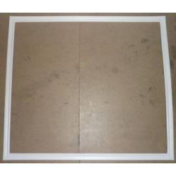 Guarnizione Mgnetica 593x530 Porta Frigo Ariston C00141810
